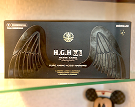 H.G.H X1とは?